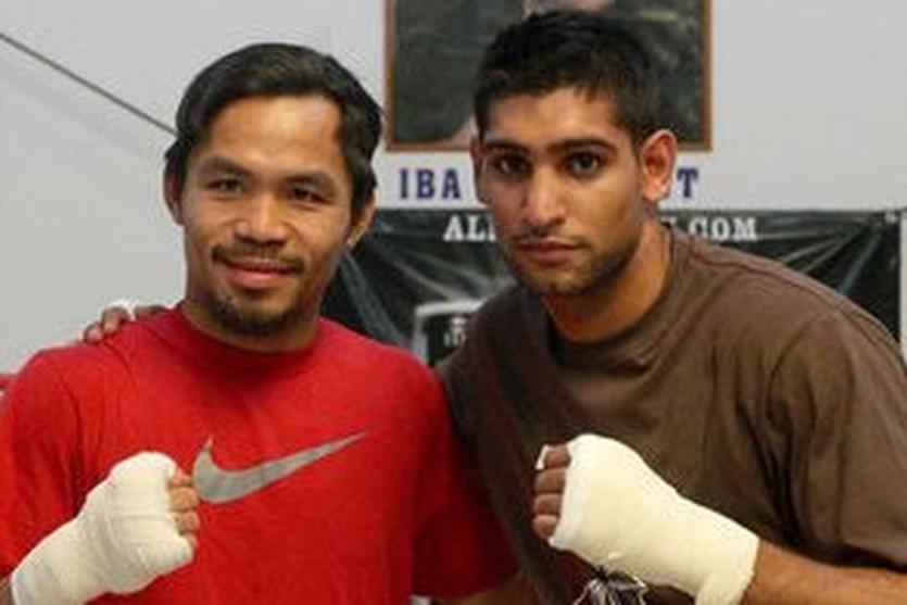 Мэнни и Амир, boxingsocialist.com