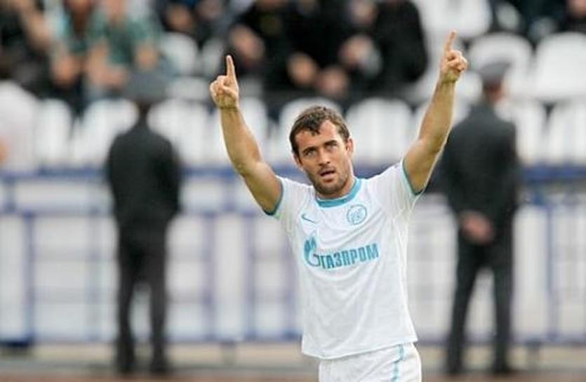 Александр Кержаков, fc-zenit.ru