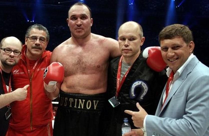 Александр Устинов, belarusfight.com