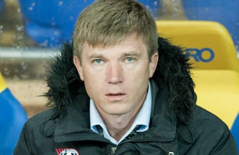 Юрий Максимов, фото Д. Неймырка, football.ua