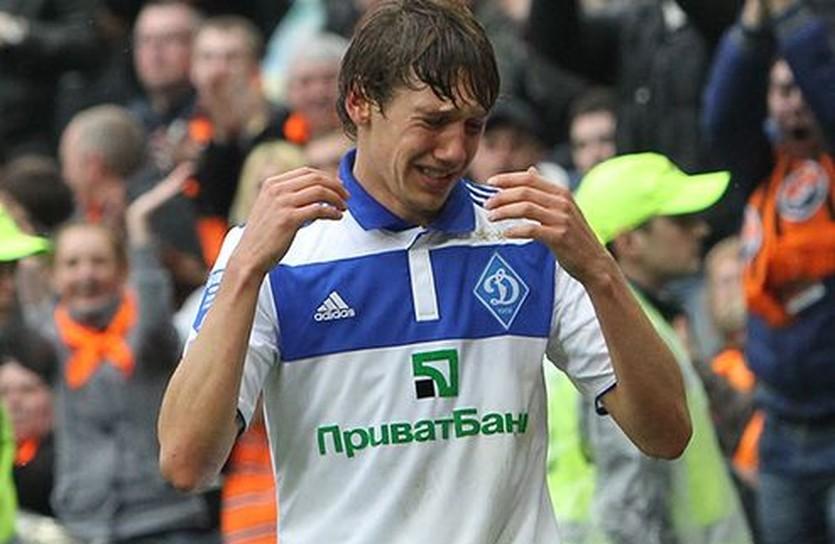 Денис Гармаш, фото С. Ведмидя, football.ua