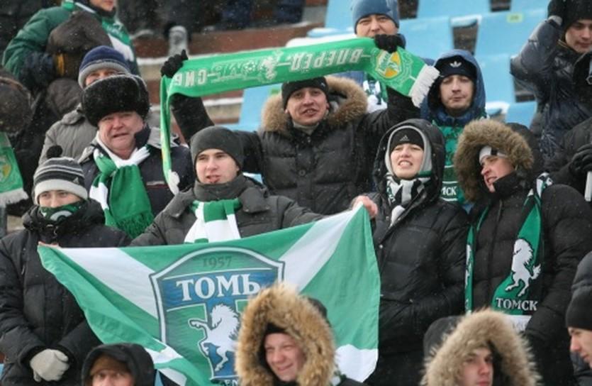 фото ФК Томь