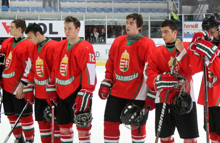 Венгры могли отобрать очки у главного фаворита турнира, iihf.com