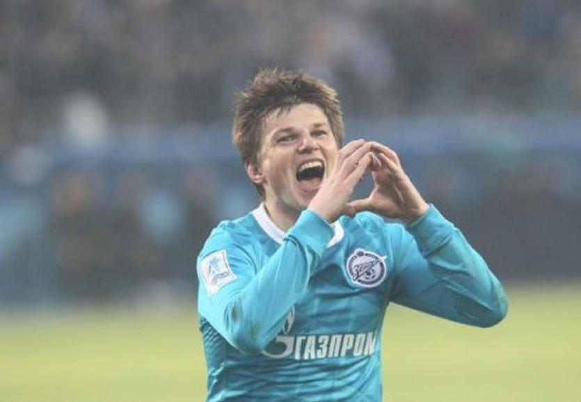 Андрей Аршавин, фото ФК Зенит
