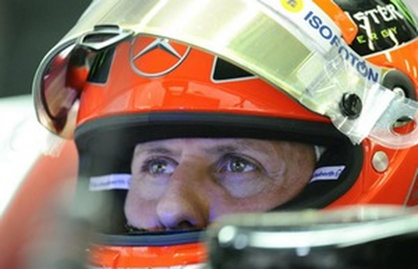 Михаэль Шумахер, skysports.com