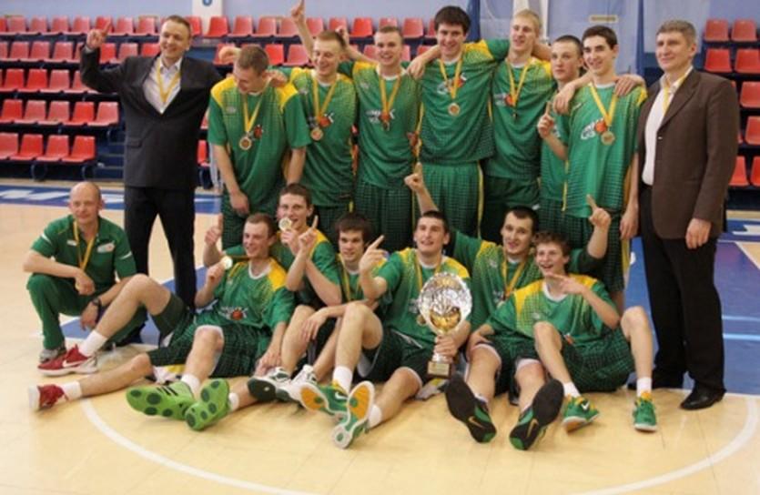 Чемпионы из Южного, фото МБК Николаев