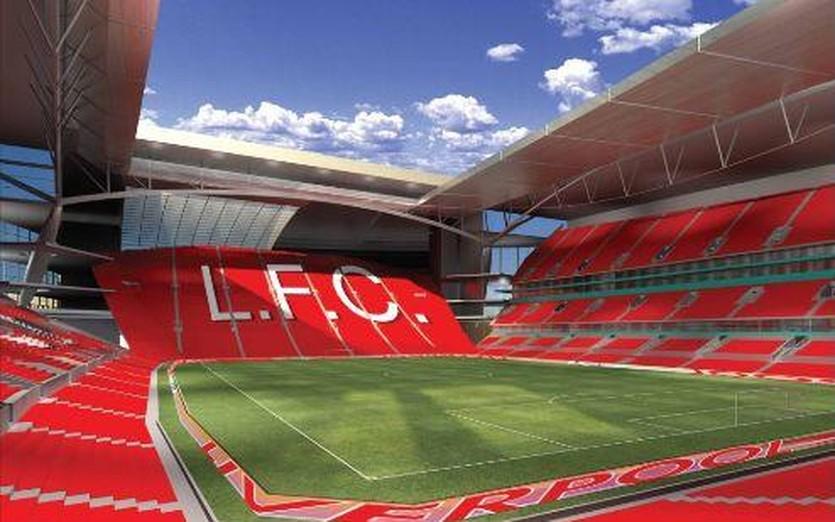Проект стадиона Стэнли Парк, ФК Ливерпуль