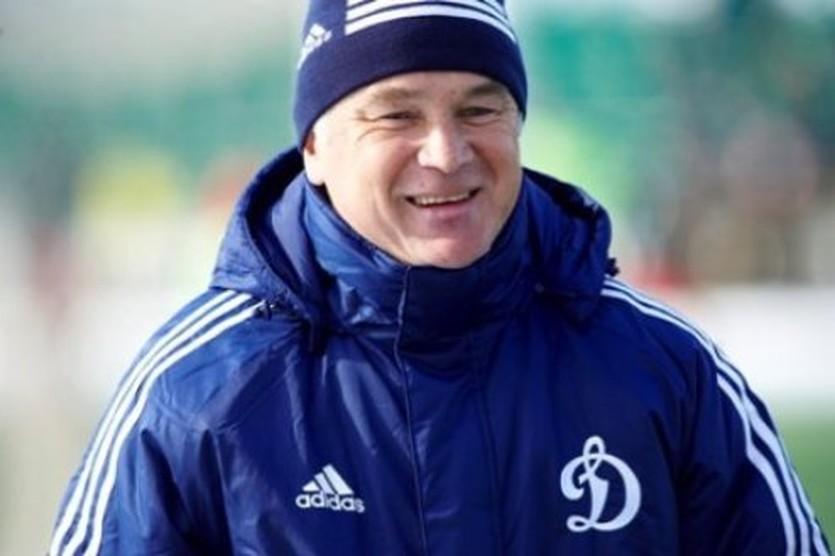 Сергей Силкин, Динамо М