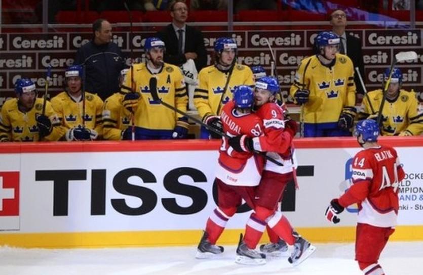 Шведы смогут взять реванш, Getty Images