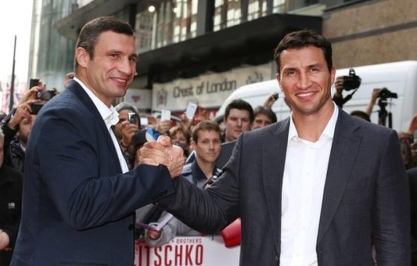 Братья Кличко, Getty Images