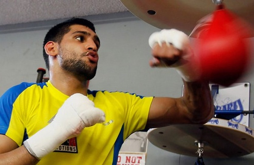 Амир Хан, skysports.com