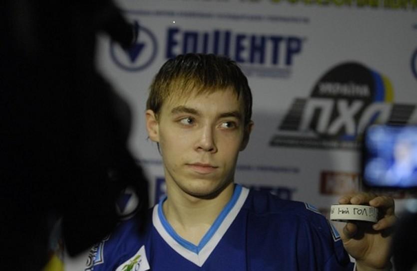 Валентин Сирченко, hcsokol.kiev.ua