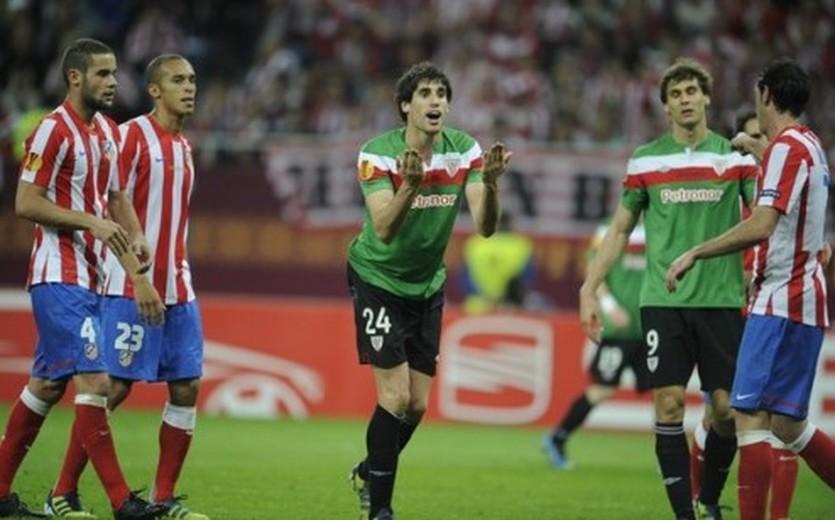 Хави Мартинес (в центре), Getty Images