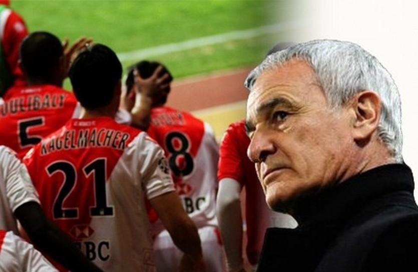 Клаудио Раньери, коллаж ФК Монако