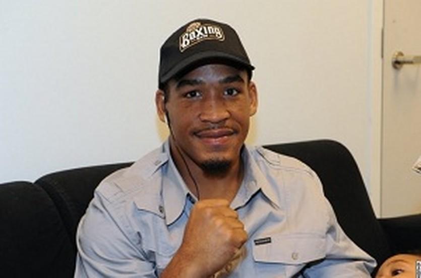 Джеймс Киркленд, boxingscene.com