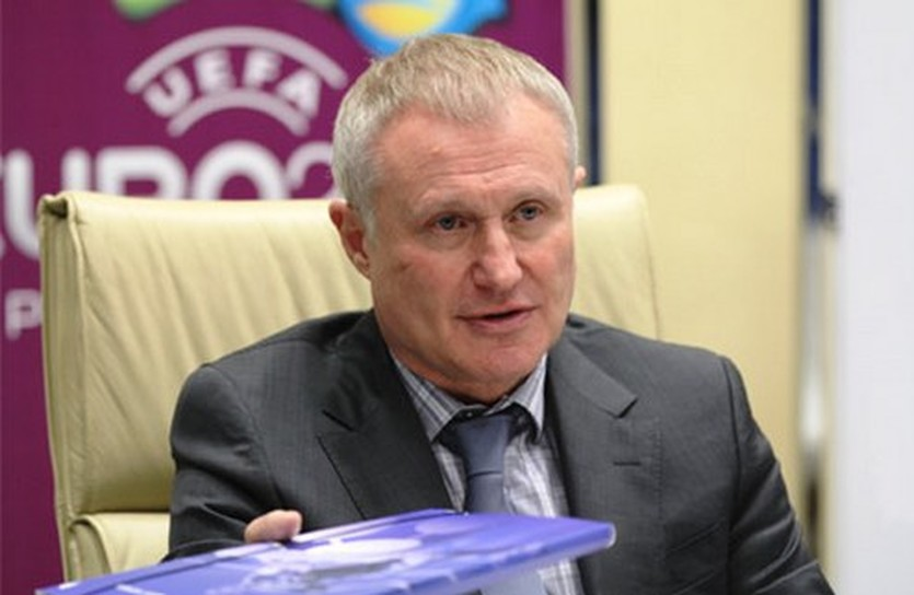 Григорий Суркис, ffu.com.ua