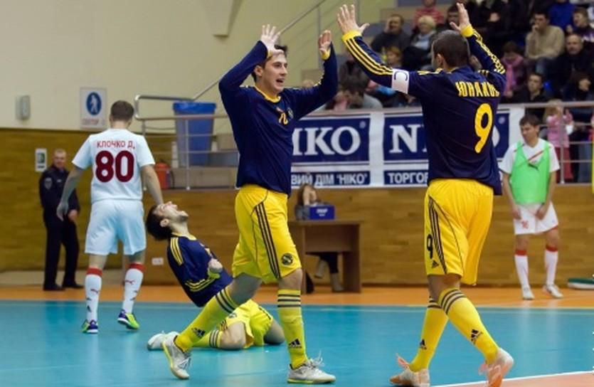 И у Монолита были моменты радости, фото mfk-lokomotiv.com.ua