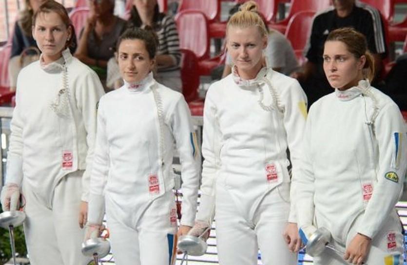 Женская сборная, nffu.org.ua