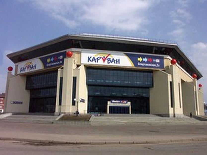 Баскет-Холл в Казани, фото БК УНИКС