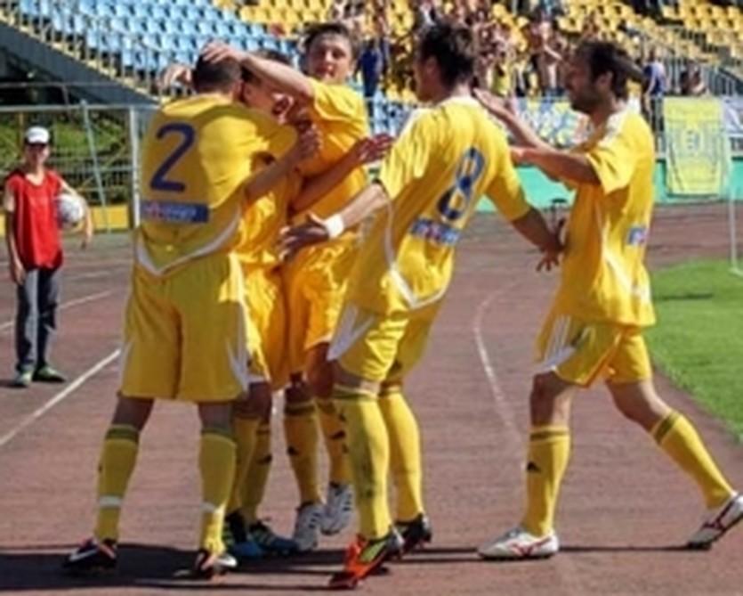 фото ФК Говерла