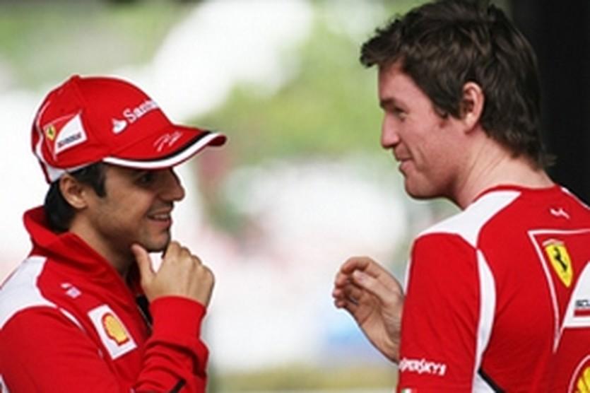 Масса и Смэдли, autosport.com