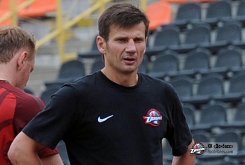 Игорь Андрющенко, ХК Донбасс