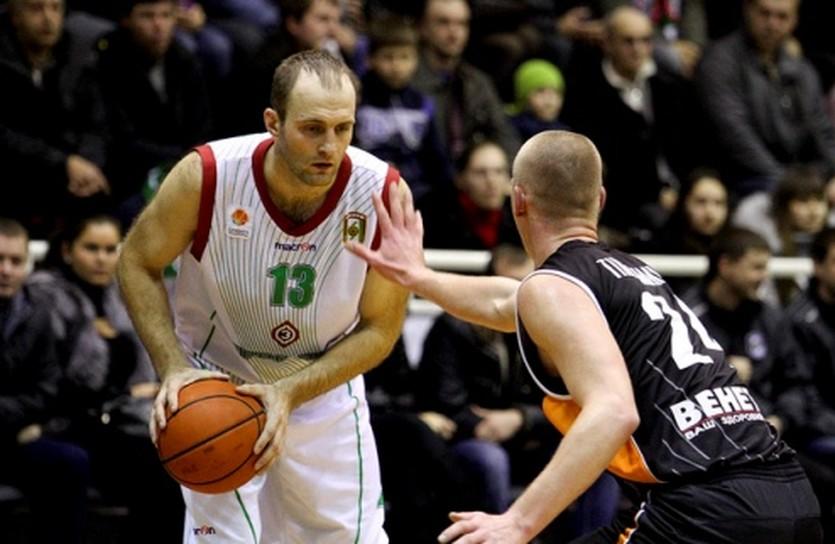Георгий Кондрусевич, фото БК Ферро-ЗНТУ