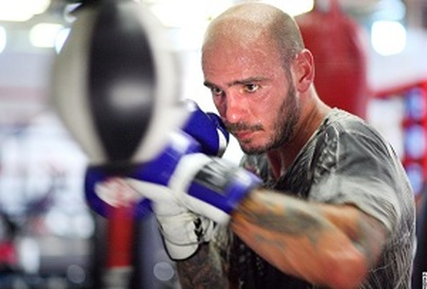 Келли Павлик, boxingscene.com