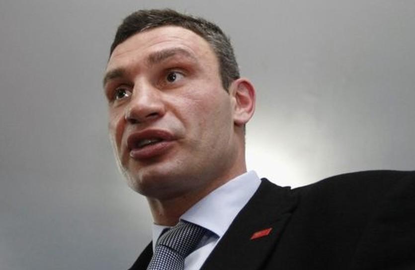Виталий Кличко, Reuters