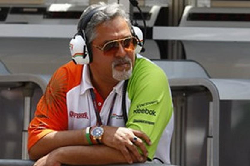 Виджей Малья, autosport.com