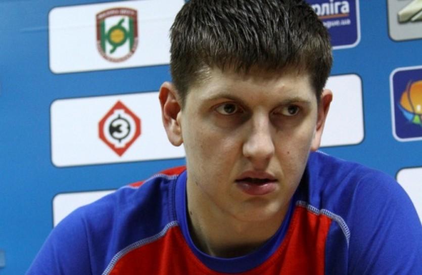 Станислав Сокур, фото БК Ферро-ЗНТУ