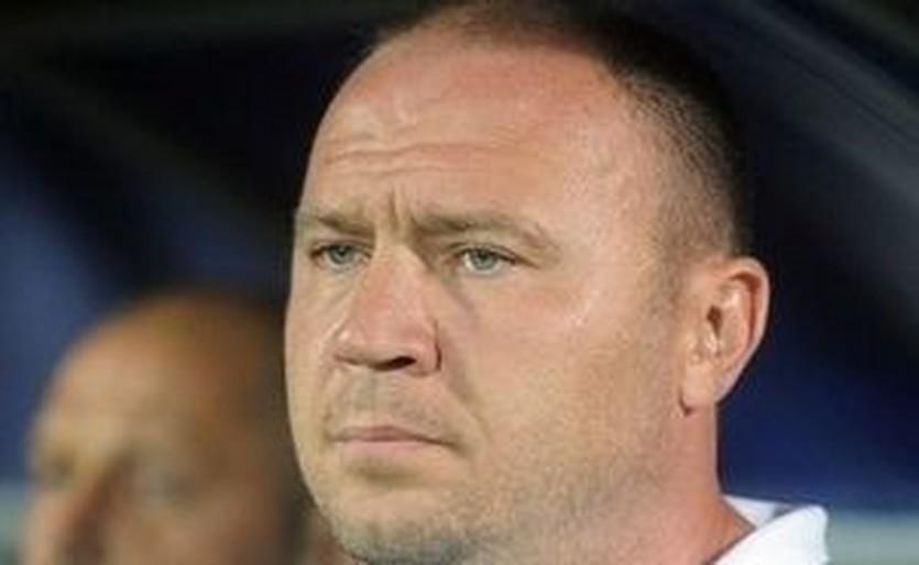 Владимир Пятенко, фото Ильи Хохлова, Football.ua