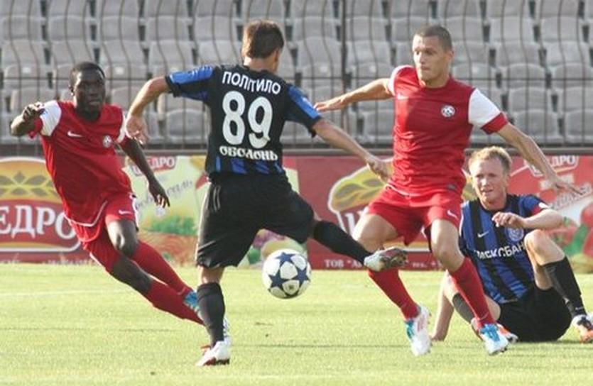 фото ФК Черноморец