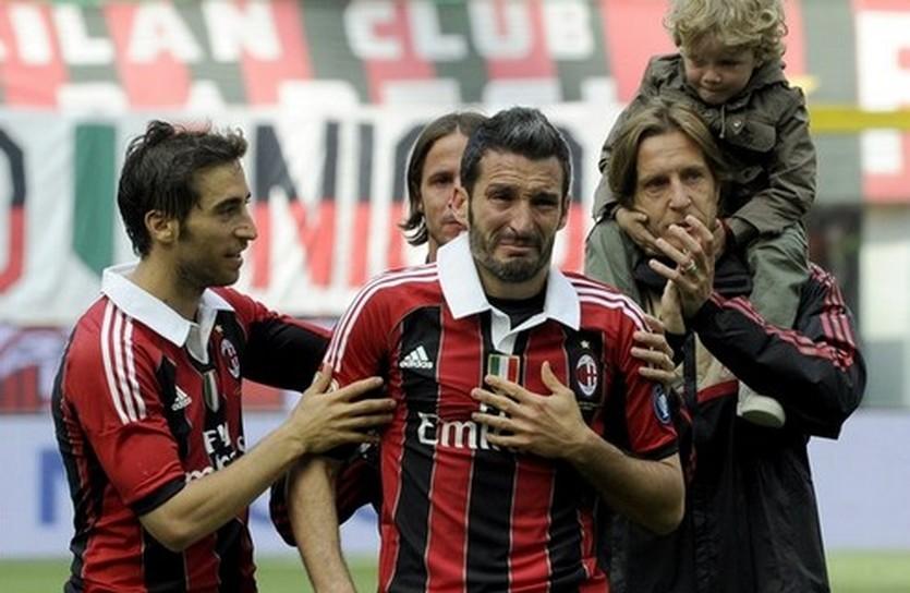 Так Дзамбротта покинул Милан, Getty Images
