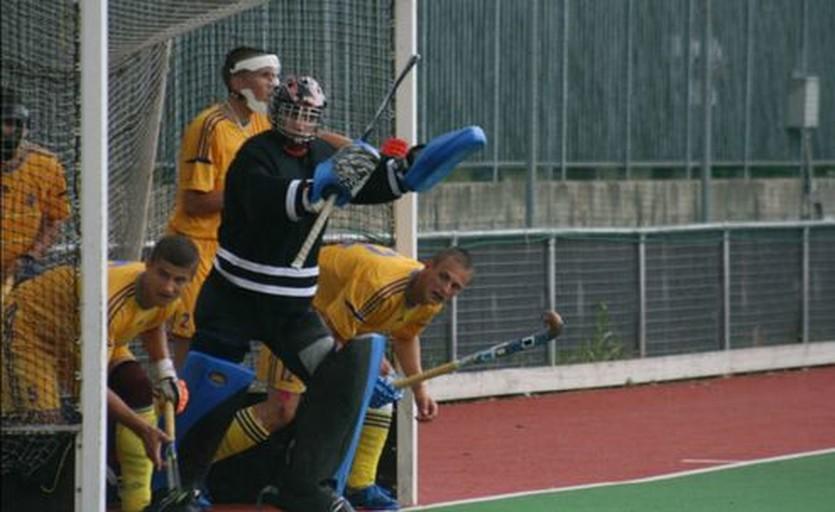 Наша сборная держит оборону, flickr.com
