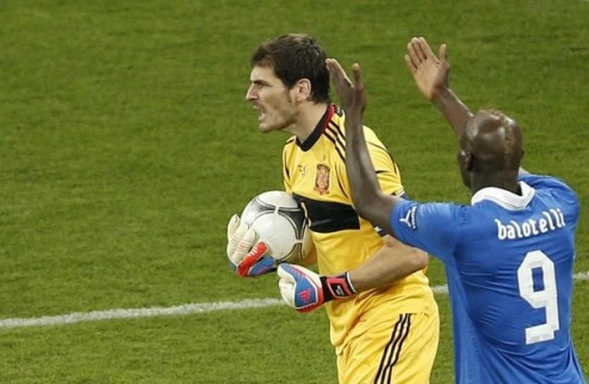 """""""Зачем мне этот футбол, Икер?"""", AP"""