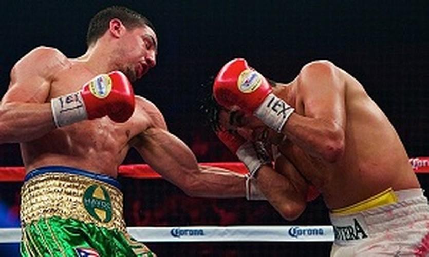 Эрик Моралес - Дэнни Гарсия, fightnews.com