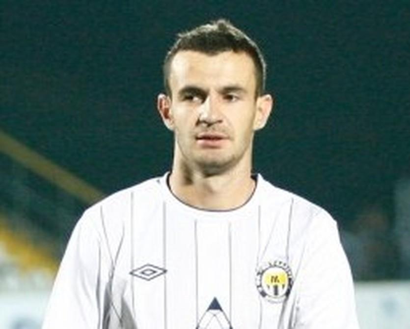 Александр Воловик, фото ФК Металлург