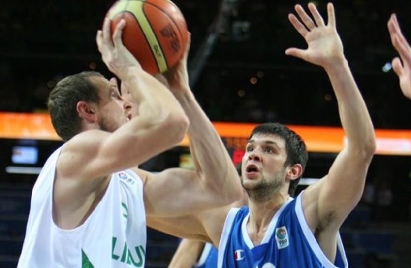 Дариюс Сонгайла (слева), Getty Images