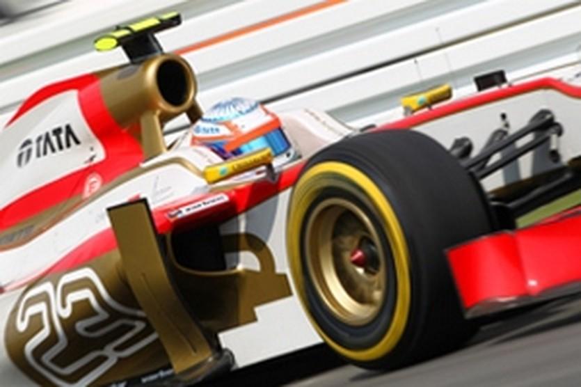 Нараин Картикеян, autosport.com