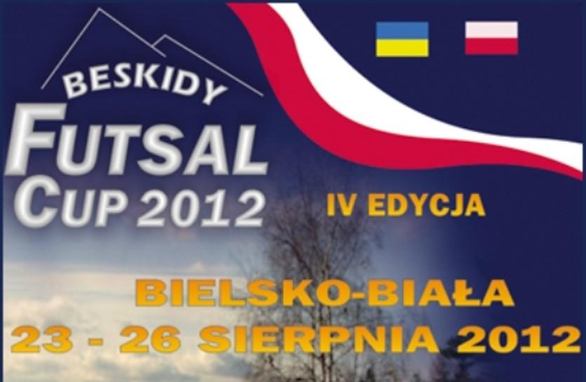 Футзал. Beskidy Futsal Cup 2012. Ураган в финале, Энергия еще нет