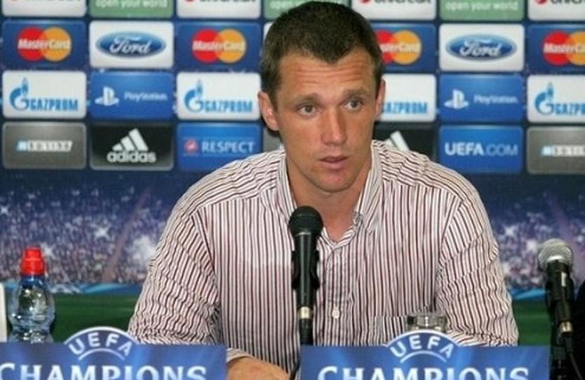 Виктор Гончаренко, uefa.com