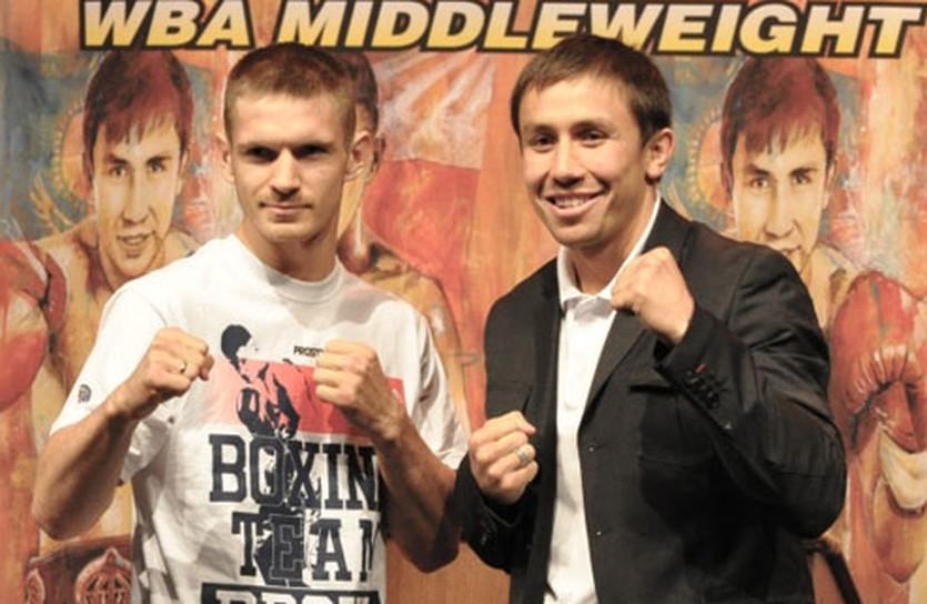 Геннадий Головкин - Гжегож Прокса, boxingscene.com