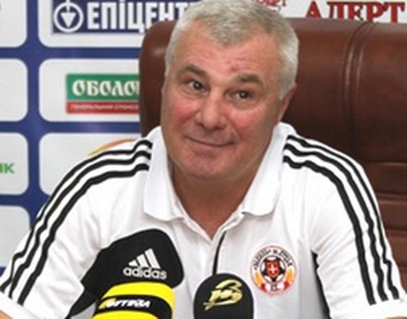 Анатолий Демьяненко, фото ФК Волынь