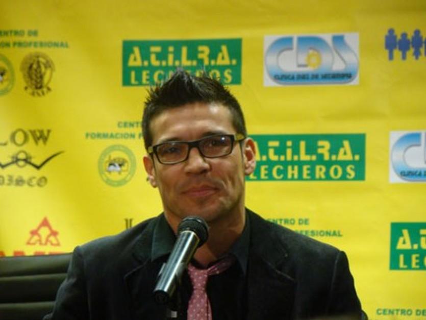 Серхио Мартинес, АР