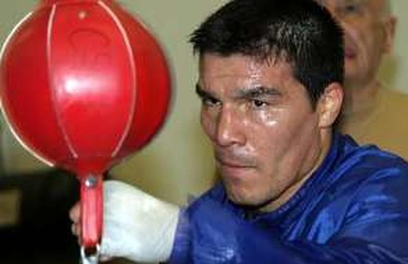 Карлос Бальдомир, saddoboxing.com