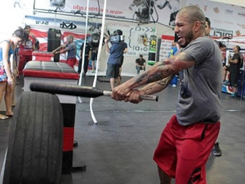 Мигель Анхель Котто, boxingscene.com