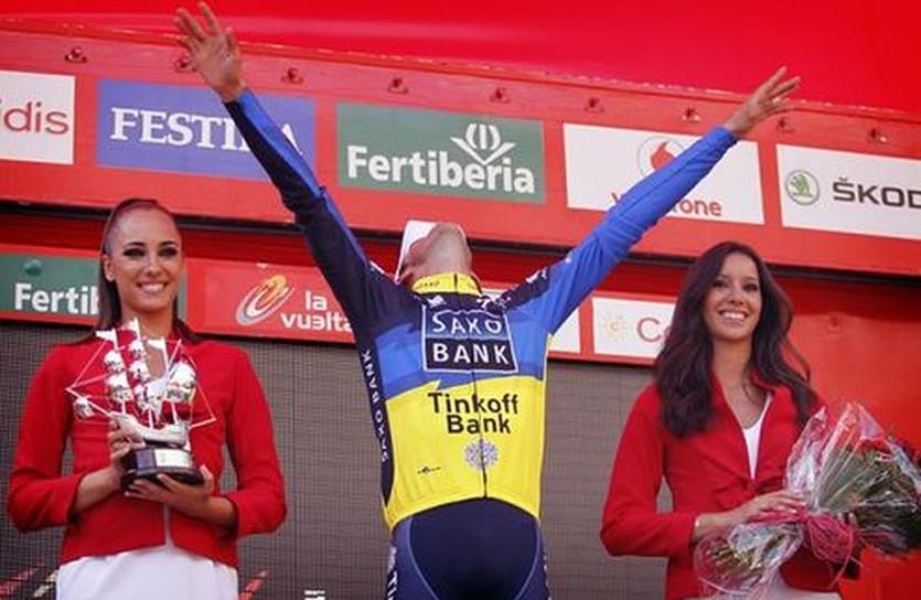 Альберто Контадор, фото Roberto Bettini