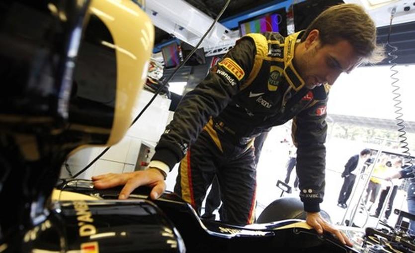 Жером Д'Амброзио, Lotus F1 Team