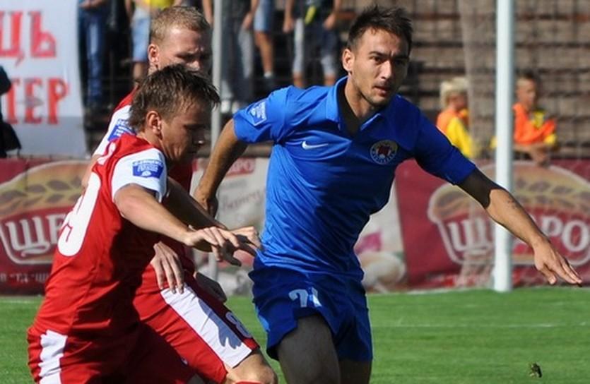 Константин Кравченко, фото Е.Анистрата, football.ua